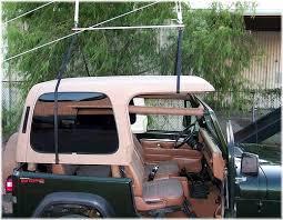 jeep hardtop lift