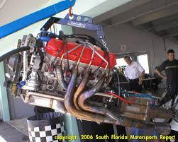 nascar toyota engine