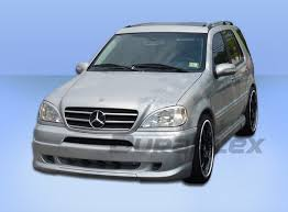mercedes ml body kit