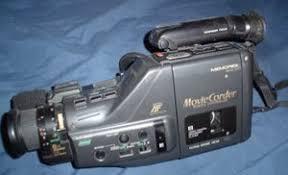 8 mm video camera