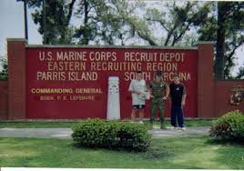 marine corps boot camp parris island