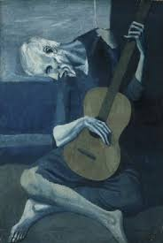 picasso the guitarist