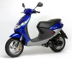 peugeot vivacity scooter