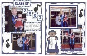 graduation scrapbooks