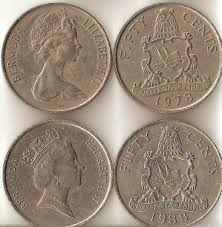 fifty cent coins
