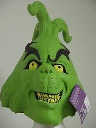grinch masks