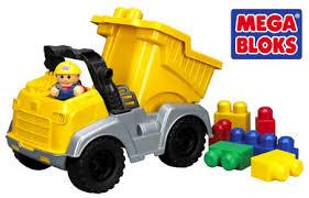 mega bloks truck