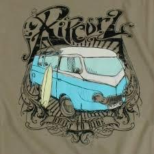 tee shirt ripcurl