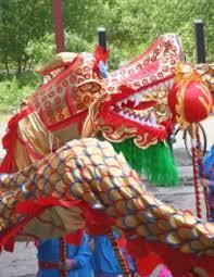 dragon dance costume
