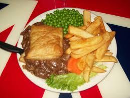 british dish