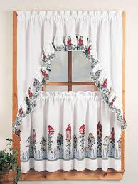 birdhouse curtains