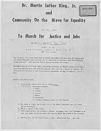 civil rights documents