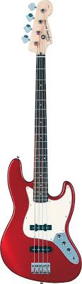 squier jazz bass standard
