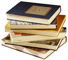 كتب ومجلدات