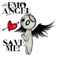 emo angels pictures