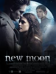 movie poster for new moon