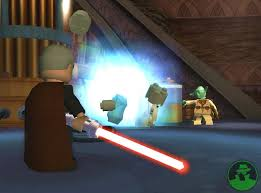 lego star wars computer games