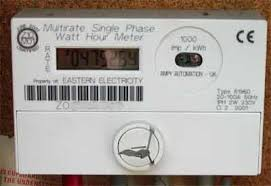 electricity meters uk
