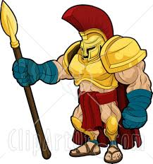 gladiators warriors