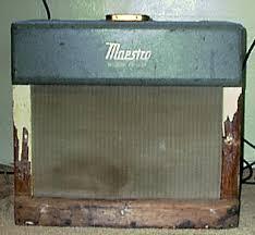 gibson maestro amp