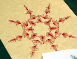 embroider cards