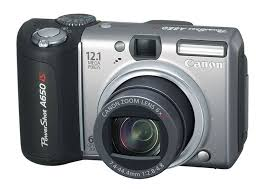 canon 650 is