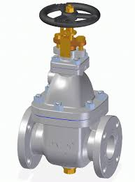 globe check valve