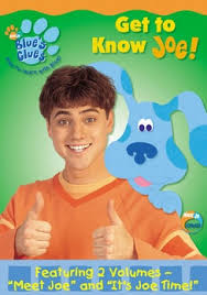 blues clues dvd
