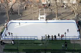 home ice rinks