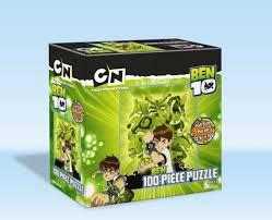 ben ten puzzle