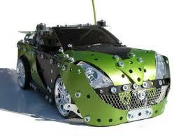 meccano car
