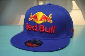 caps red bull