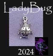 lady bug jewelry