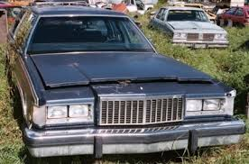 85 mercury grand marquis