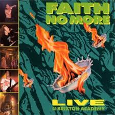 faith no more brixton