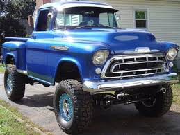 chevy 4x4 pickup