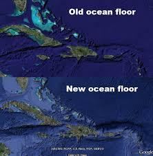 google map ocean