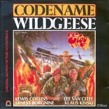 codename wildgeese