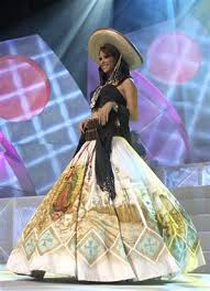 dress from mexico