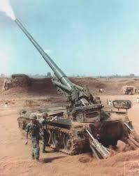 artillery vietnam
