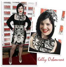kelly osbourne fashion