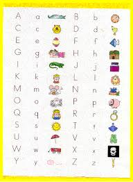 abc work sheets