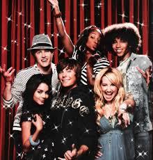 high school musical glitter