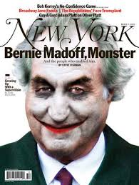 NASDAQ head Bernie Madoff