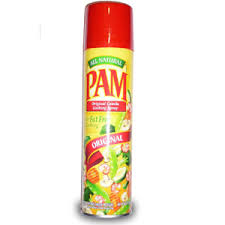 pam oil spray