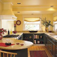 lighting in kitchens