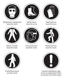 pictogram signs