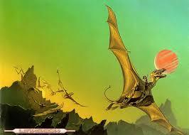 dragons of pern
