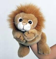 lion puppets