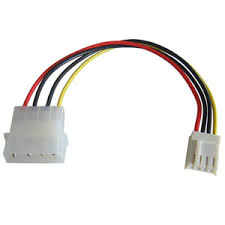 floppy drive power cable